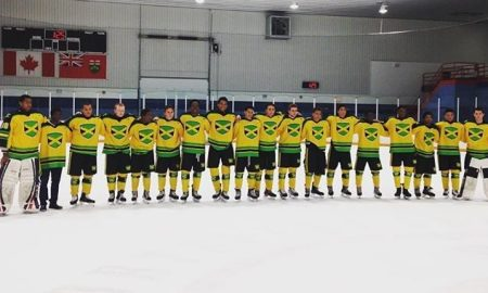 Jamaican Ice Hockey Team Made History Last Year Becoming Members Of IIHF, They Will Hit The Ice In 2016