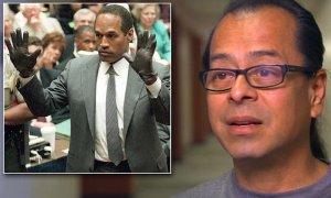 O.J Simpson Juror David Aldana Says O.J Was Framed [ Video]