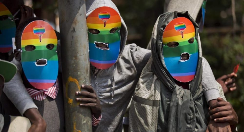 anal exam legal in kenya to prove sexual orientation