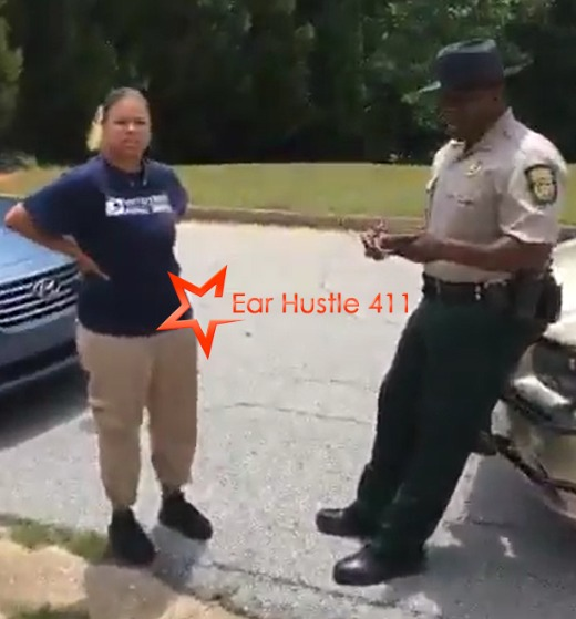 Angry Baby Momma Calls Police On Child's Father Because He Won't Let Her Pick Them Up Early During His Visitation Time [Video]