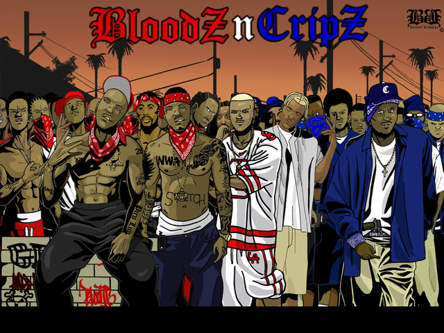 United: North Carolina Gangs Bloods & Crips Has Also Formed A Truce; No More Fighting Against Each Other