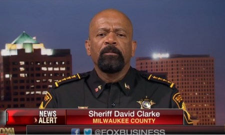 Milwaukee Sheriff David Clarke Says The Riot Is Caused By Single Mothers
