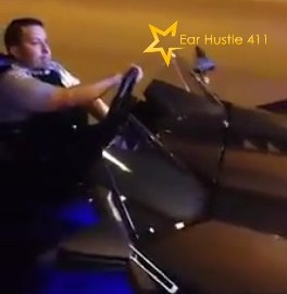 Chicago Cop Allegedly Known For Taking Flashy Cars From Black Men Faces An Angry Mob When He Tries It Again