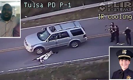 Tulsa Oklahoma Police Shot & Killed An Unarmed Black Man With Hands In The Air