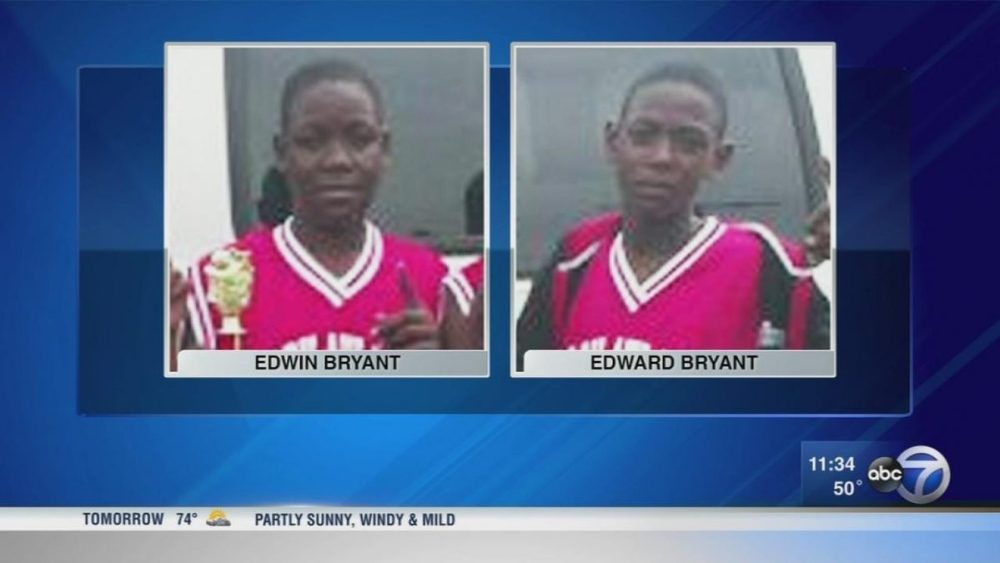 Edwin and Edward Bryant