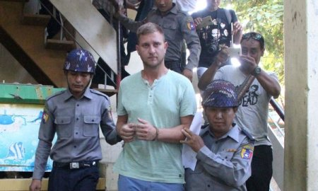 Dutch Tourist Gets 3 Months Of Hard Labor In Myanmar After Pulling Amplifier Plug On Buddhist As He Chanted