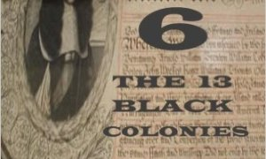 """New Book: """"The Negro Question Part 6 The 13 Black Colonies"""""""