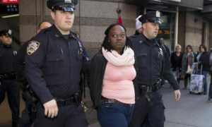 Bipolar Woman In Times Square Pushes Woman To Her Death In Front Of Moving Train