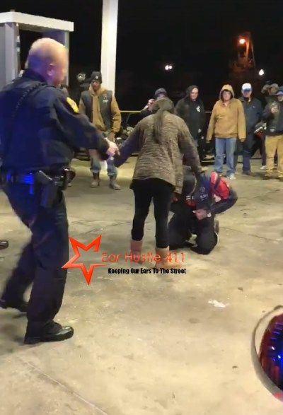 Ultimate Proposal: Man Collaborated With Police Creating Fake Arrest To Pull Off A Marriage Proposal To Girlfriend [Video]