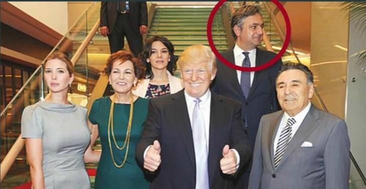 Donald Trumps Business Partner Barbaros Muratoglu Arrested In Turkey