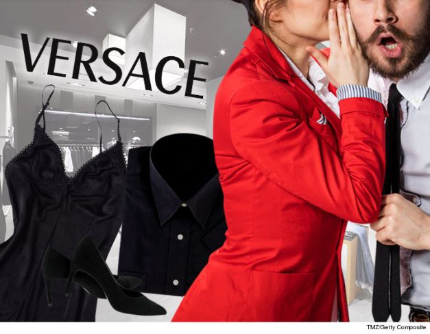 Former Employee Alleges That Versace Uses Secret Codes When Black Customers Enter Their Stores