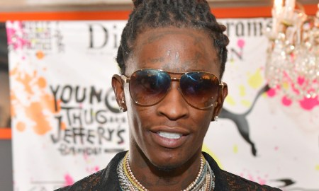 Rapper Young Thug's Mother Made Him Apologize To Airline Agents For Calling Them Nappy Headed Ants & Peasants