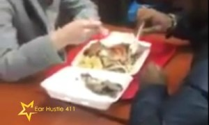 Prejudice Black Man Confronts Interracial Couple At A Black Owned Restaurant & Berated The Couple In The Most Disgusting Way