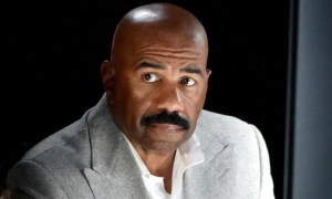 Steve Harvey Explains Why He Met With Donald Trump