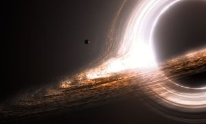 For The First Time In History, NASA Saw Something Come Out Of The Black Hole