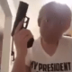 Disturbing Video Of A Girl In A Trump Mask Singing Kill All Ni**ers, Hang All Ni*ers Have Gone Viral, Police Open An Investigation