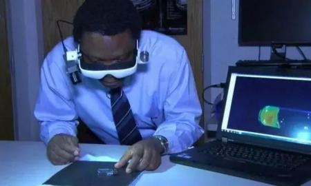 Nigerian Man Wins US Award For Inventing Goggles That Can See Cancerous Cells