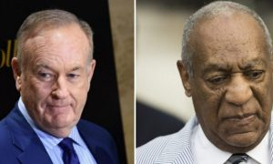 Why Isn't The Media Dragging Bill O'Reilly As They Did Bill Cosby For Sexual Allegations