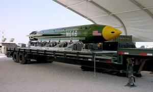 non nuclear bomb