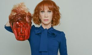 Kathy Griffin Dropped by Squatty Potty Campaign Due To The Gruesome Photo She Posted Of A Decapitated Trump