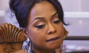 "Phaedra Parks Has Been Fired From ""RHOA"" For Spreading False Rumors That Kandi & Husband Tried To Drug & Rape Porsha"