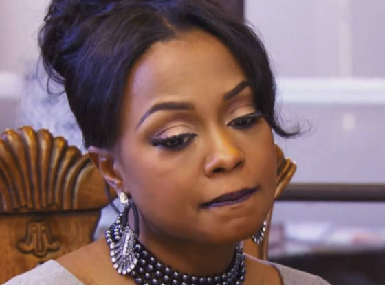 "Phaedra Parks Has Been Fired From ""RHOA"" For Spreading False Rumors That Kandi & Husband Tried To Drug & Rape Porsha"