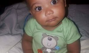 Cutie Pie Of The Day: 10-Month Old Deont'e Has Taken The Internet By Storm With His Amazingly Beautiful Eyes
