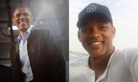 Actor Will Smith Gets The Green Light From Former President Obama To Play Him In A Role