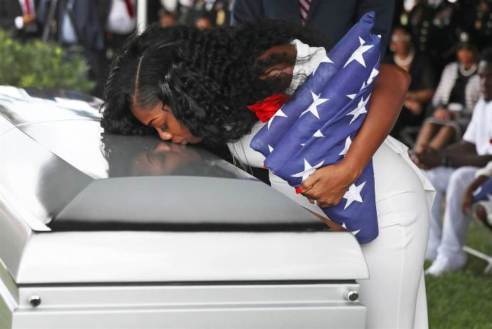 Sargent La David Johnsons Remains Found In Niger Weeks After His Funeral & His Wife Thought His Body Was In Casket