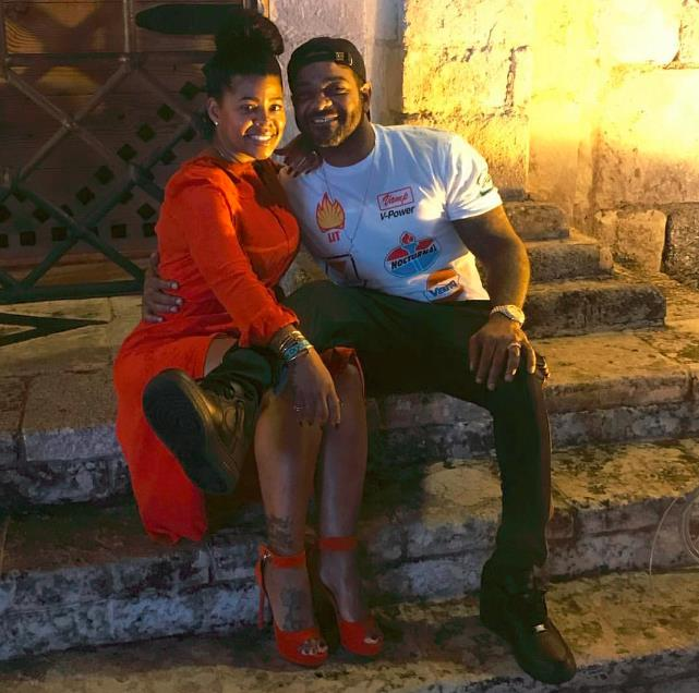 Did Rapper Jim Jones & Fiancée Chrisy Lampkin Finally Get Married?