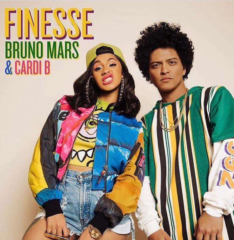 "Cardi B & Bruno Mars ""FINESSE REMIX"" (Official Music VIDEO) JUST DROPPED"