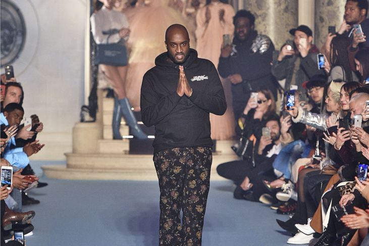 Fashion: Classic Brand Louis Vuitton Crowns Virgil Abloh The New Menswear Designer
