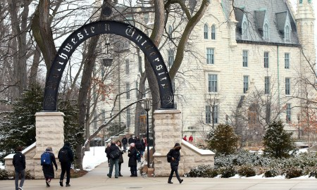 Breaking News: Reports Of Shots Fired At Northwestern University In Evanston Illinois
