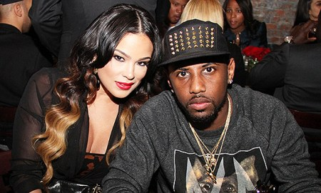 Rapper Fabolous Accused Of Knocking Out His Girlfriend's Front Teeth During A Domestic Dispute
