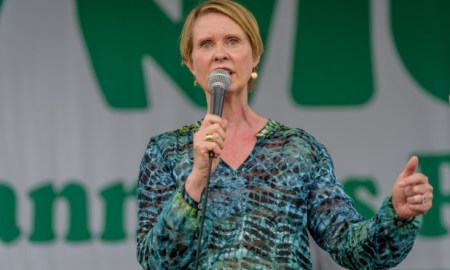 Cynthia Nixon Says Black Should Have The First Shot At Marijuana Licenses As A Form Of Reparations
