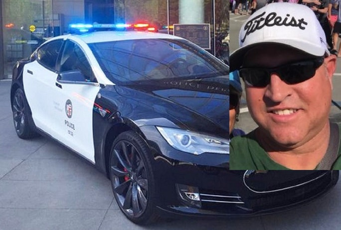 LAPD Cop Rapes Another Cops Daughter When He Spent The Night After Being Too Drunk To Drive Home