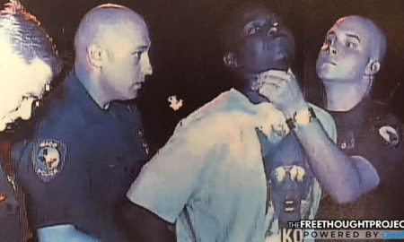 Officer In Texas Found Guilty For Choking A Handcuffed Man For No Reason, Other Officers Say They Were Shocked