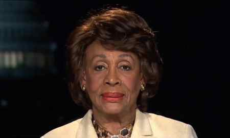 Congresswoman Maxine Waters Cancels Events Due To Multiple Death Threats