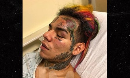 Rapper Tekashi69 Hospitalized After Being Pistol Whipped, Kidnapped & Robbed