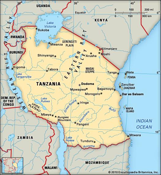 10 Children That Were Found Dead In Tanzania Had Missing Body Parts & Organs