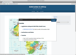 Arbitration In Africa - click to view