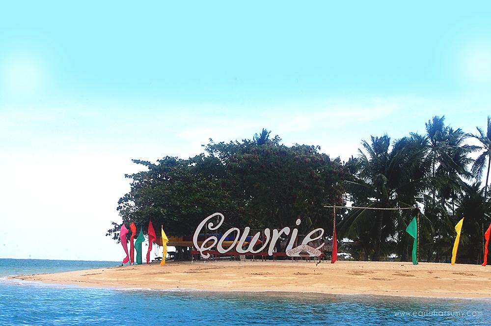 cowrie beach palawan