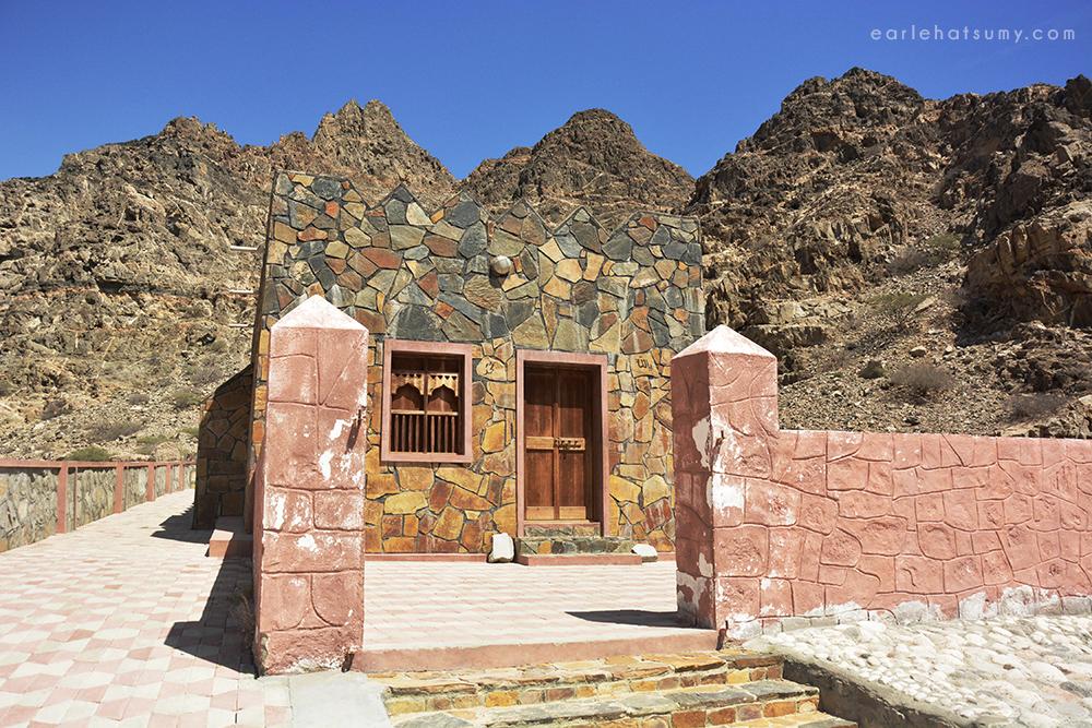 Tomb of prophet Saleh Bin Hud Oman