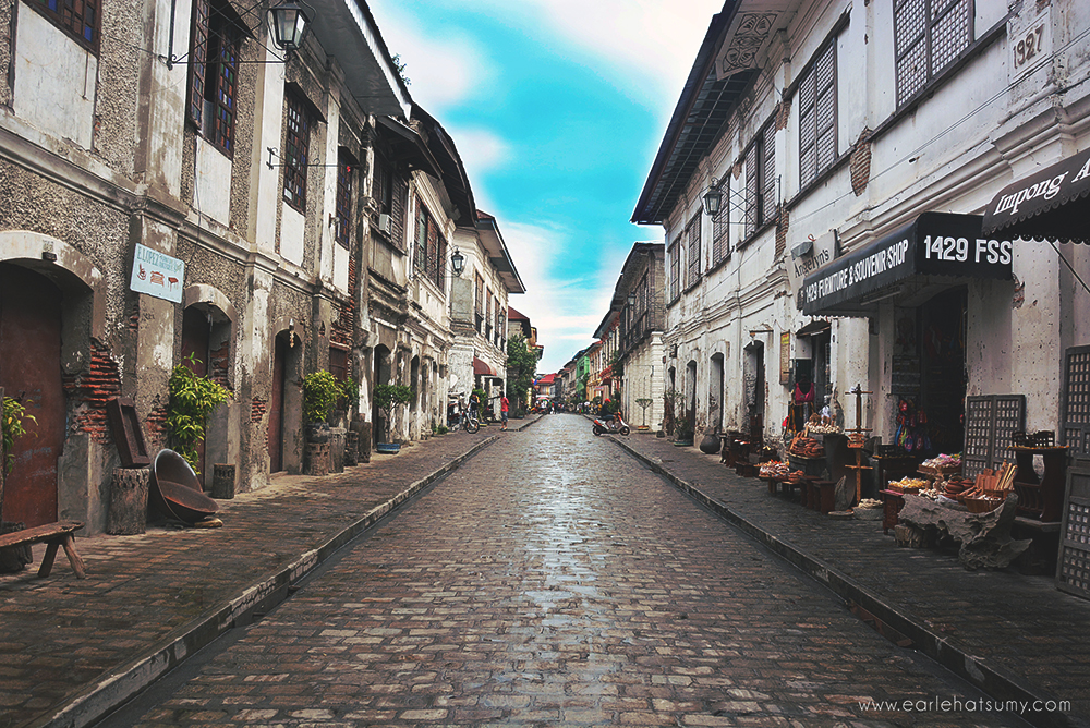 vigan at day