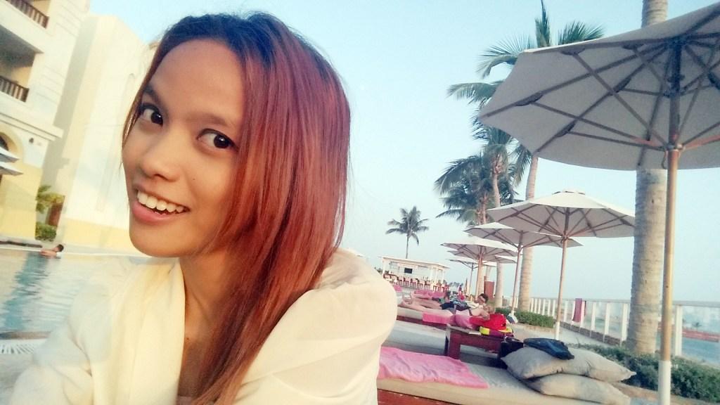 Earle Hatsumy at Juweira Hotel