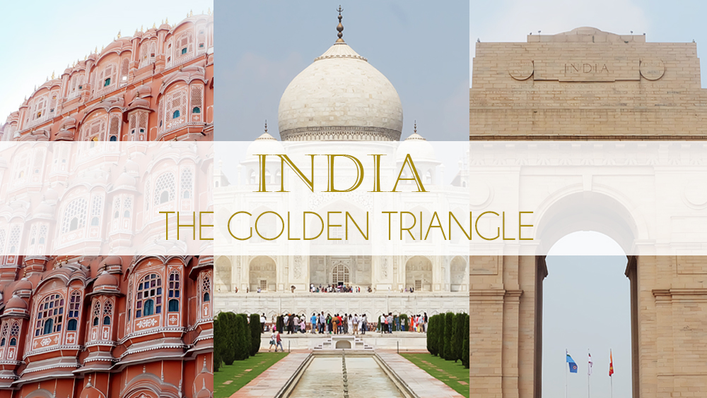 India: The Golden Triangle by Earle Enriquez