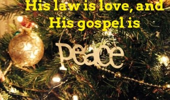 Scripture and a Song: O Holy Night