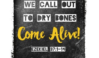 Scripture and a Song: Come Alive (Dry Bones)