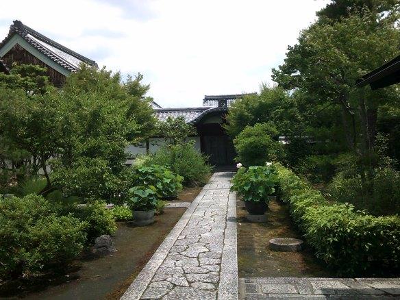 Smaller Sub-temples at Myoshin-Ji Complex