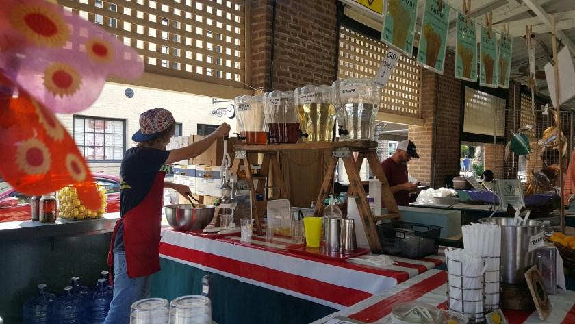 Sweet Tea Stand